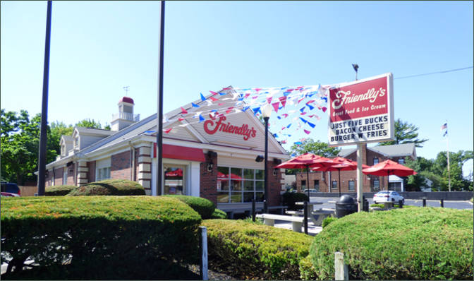 Friendly's Restaurant - Bloomfield