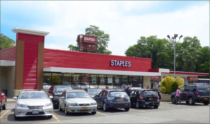 Staples Plaza - Elmsford