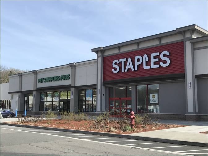 Staples Plaza - Yorktown Heights