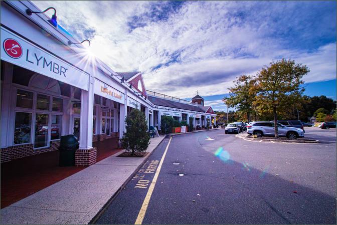 Goodwives Shopping Center
