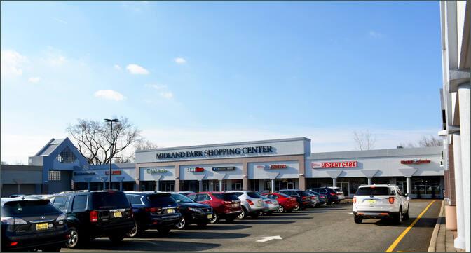 Midland Park Shopping Center