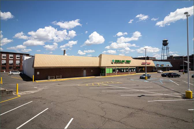 Van Houten Farms Shopping Center