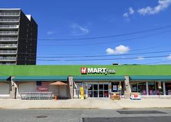 H Mart Plaza: