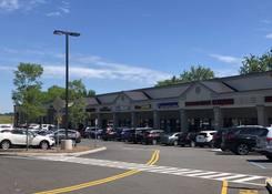 Orangetown Shopping Center: